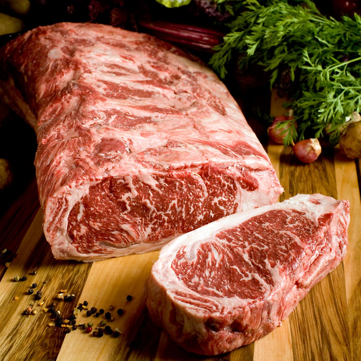 USDA 12OZ CHOICE CENTER CUT NY STRIPLOIN(2PC)