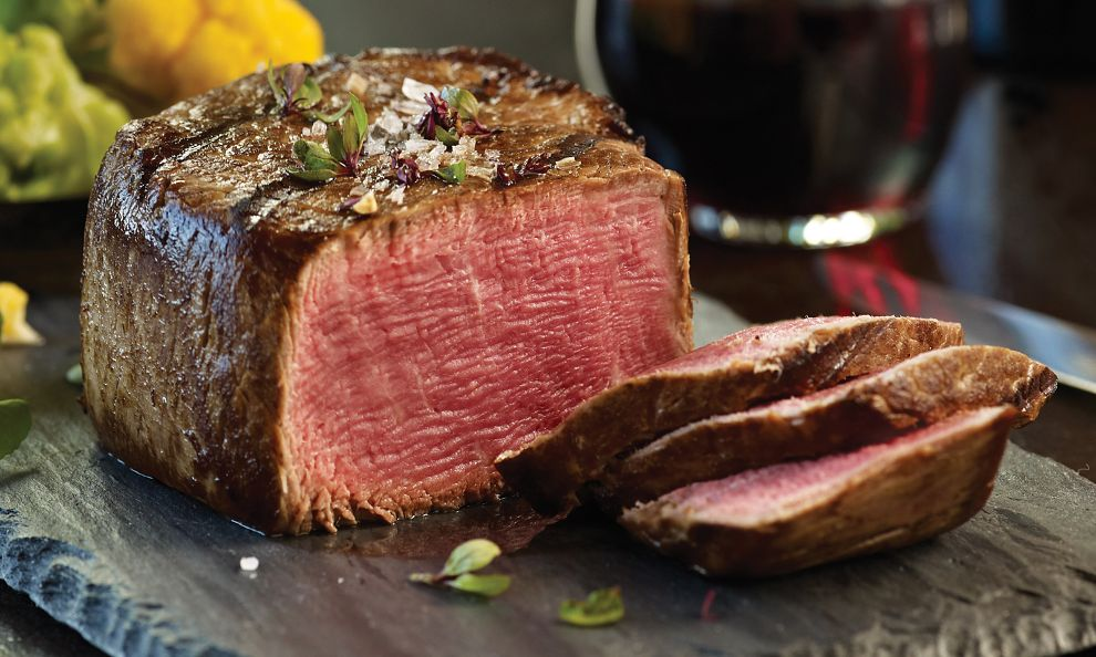 USDA 8OZ FILET MIGNON CHOICE(2PC)